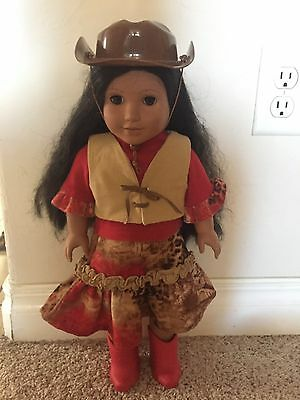 Joesaphine American Girl Historical Doll Excellent Condition With Custom  Outfit