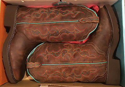 NEW Justin Women's Tan Jaguar Gypsy Classic Western Boot Size 6.5 - Style L2900