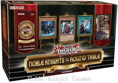 Konami YGO Deck Noble Knights of the Round Table Box Set CCG SW