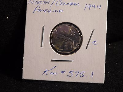 North & Central America: 1994  5 Centavos  Coin (Circ.) (119)  Km 575 .1