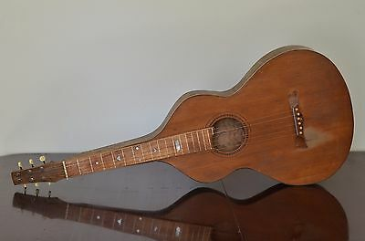 Weissenborn Hawaiian Slide Guitar Vintage 1915 one of the very first made