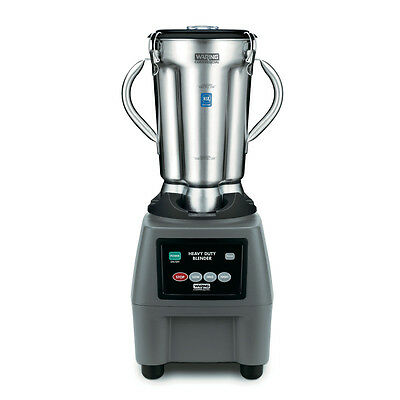 Waring CB15 3.75 HP Food Blender With 1 Gallon Stainless Container