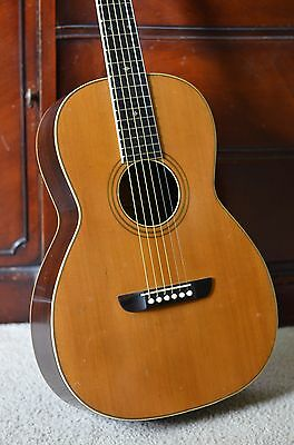 Vintage 1931 Washburn Aristocrat rosewood 00-21 acoustic guitar model 5237