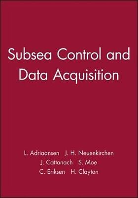 Subsea Control and Data Acquisition by Adriaansen Hardcover Book (English)