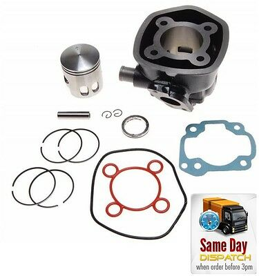 New Big Bore Cylinder Barrel Kit 70Cc For Yamaha Aerox Jog Rr 50 Lc
