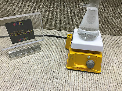 Thermolyne Cimarec 1 Magnetic Stir Plate  Model# S46415~TESTED UNIT 2