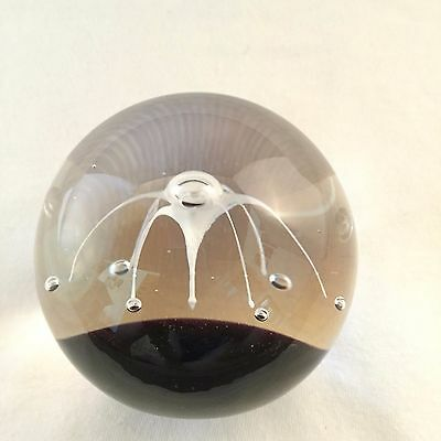 """Caithness Paperweight """"Carousel"""" Limited Edition #522 of 1000"""