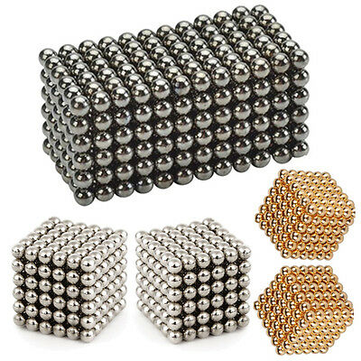 216/432 Pcs 3mm 5mm Mini Magnetic Ball Puzzle NdFeB Novelty Toy DIY INDUSTRY HOT