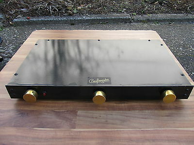 Reußenzehn Tube Preamp with fine Phono