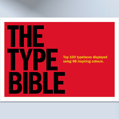 TYPOGRAPHY Font Book for Creative Graphic Design, Branding, Advertising