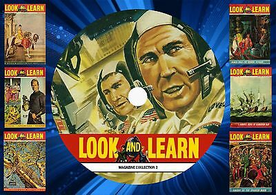 Look & Learn Magazine Collection 2 On Printed Dvd Rom