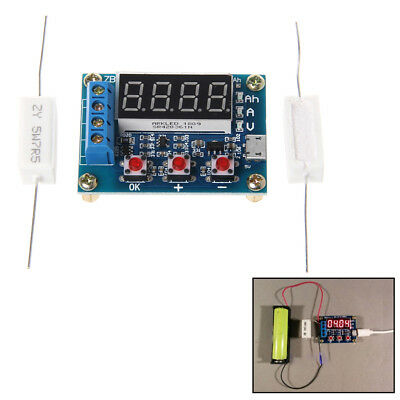 Li-ion ZB2L3  Lithium Lead-acid Battery Capacity Meter Discharge Tester Analyzer