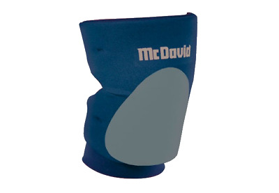 Mc David Volleyball Knieschoner Knee Pad navy/silber NEU