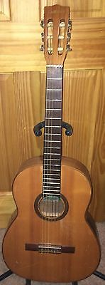 Vintage Giannini AW 70 Classical Guitar w/ case