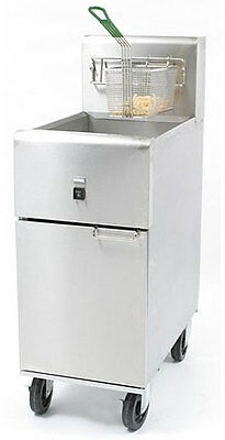 Frymaster SR14E Dean 40lb Super Runner Electric Economy Fryer