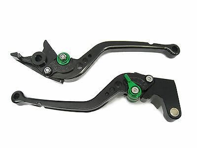 EMOTION K-Sport Clutch Brake Levers Long for Buell 1125CR 09