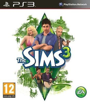 The Sims 3 PS3 Brand NEW *DISPATCHED FROM BRISBANE*
