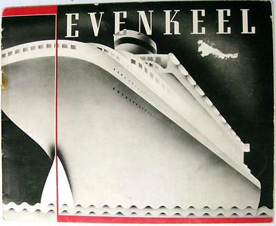 HUMBER/ HILLMAN Evenkeel Suspension Original Sales Brochure 1938
