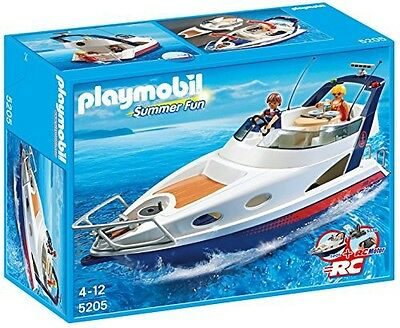 Playmobil 5205 summer fun Luxury yacht