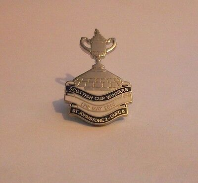 St.johnstone F.c. Scottish Cup Winners 2014 Badge