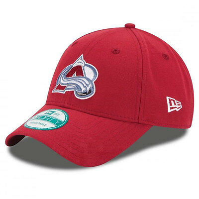 Colorado Avalanche NHL Adult 9FORTY New Era Adjustable Cap