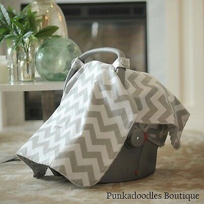 New Chevy Car Seat Canopy Cover Baby Infant Newborn