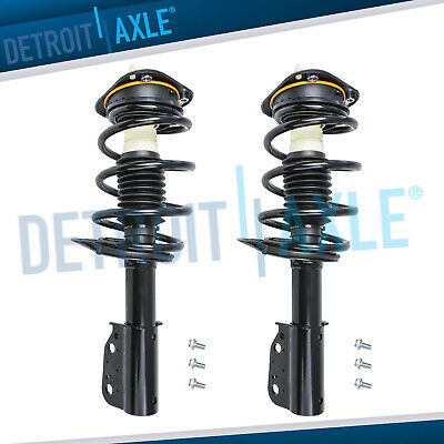 2 Front Struts for 2006 2007 2008 2009 2010 2011 Cadillac DTS Buick Lucerne