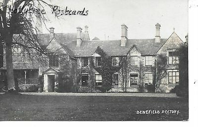 Benfield Rectory Northamptonshire RP