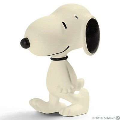 Snoopy Schleich-S 2015 / 2016 Peanuts Snoopy Classic Figura In Gomma 22001