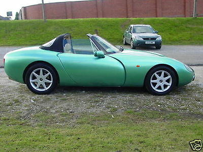 Superb 1999 Tvr V8 Grffith / Px
