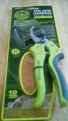 Spear and Jackson KEW Razorsharp Bypass Secateurs 7159KEW
