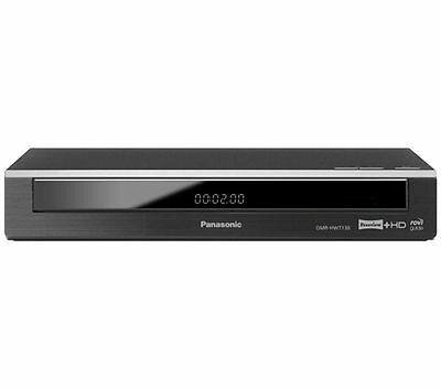 Panasonic DMR-HWT130EB HD Smart TV 500GB Recorder with Twin Freeview+ Tuners