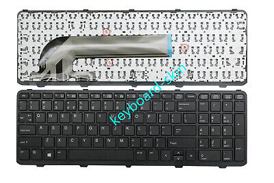 New for HP Probook 450 G0 450 G1 450 G2 455 G1 455 G2 laptop Keyboard with frame
