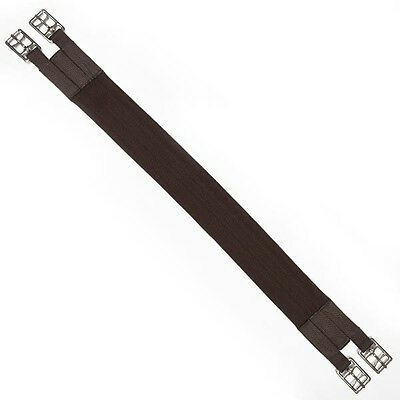 Elico Equi - Soft Girth - Brown, All Sizes