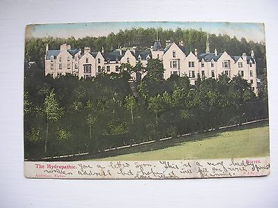Forres  --  The Hydropathic. (Anderson, Forres)