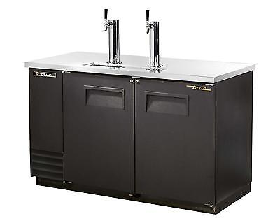 True Direct Draw Beer Cooler, w/ 2 Keg Capacity - TDD-2