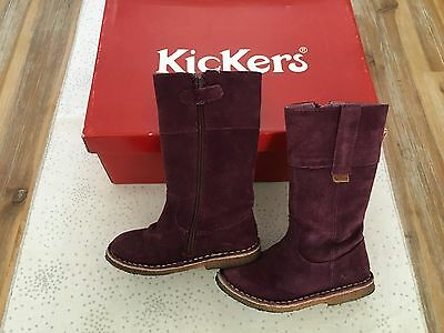 Bottes Kickers Fille Pointure 26 ��