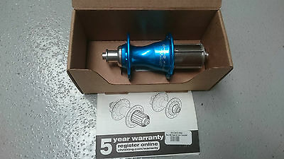 Chris King R45 Rear Hub - 24 Hole - Ltd Edition Turquoise - BRAND NEW