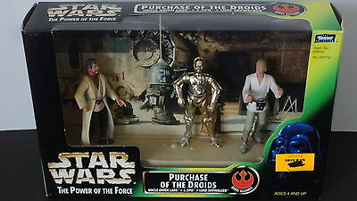 Figurine Star Wars - Purchase of the Droids - 1997 - neuf  - Hasbro