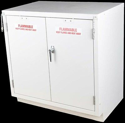 Industrial Laboratory Flammable Hazardous Material Storage Safety Cabinet