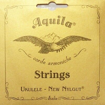 Aquila Tenor Ukulele Nylgut Strings 4th Low G Tuning 16U, Single String