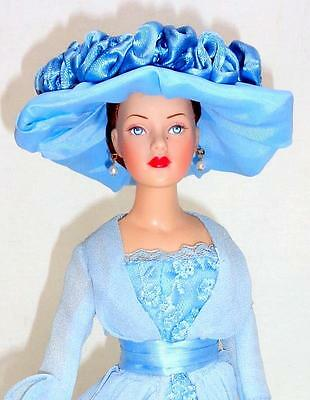 """Parasol Promenade Tiny Kitty Collier Tonner 10"""" Doll New Accessories Stand Box"""