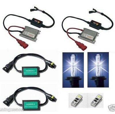 Kit Xenon Special Audi A3 8P + Pack Complet Led + 2 H7
