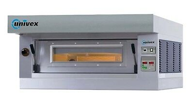 Univex PSDE-1D Pizza Stone Single Deck Electric Oven PSDE-1D