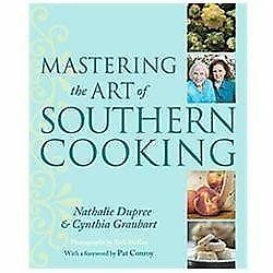 Mastering the Art of Southern Cooking (2012)...NEW Illustrated Hardcover