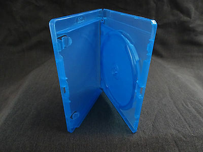 Blu-Ray Cover / Cases Single  2 Disc - Viva - 14Mm - Quantity 1 Only - All Blue