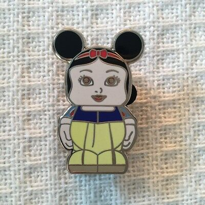 Disney Vinylmation  Snow White And The Seven Dwarfs Happy Pin
