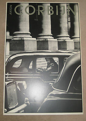 Very Rare And Vintage Poster/print Of The Who's Pete Townsend By Anton Corbijn