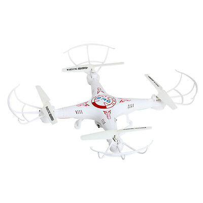 Syma X5C-1 Explorers 2.4GHz 4CH 6 Axis Gyro RC Quadcopter With HD Camera White