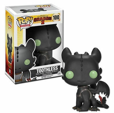 Funko Pop How to Train Your Dragon 2 Toothless HTTYD 2017